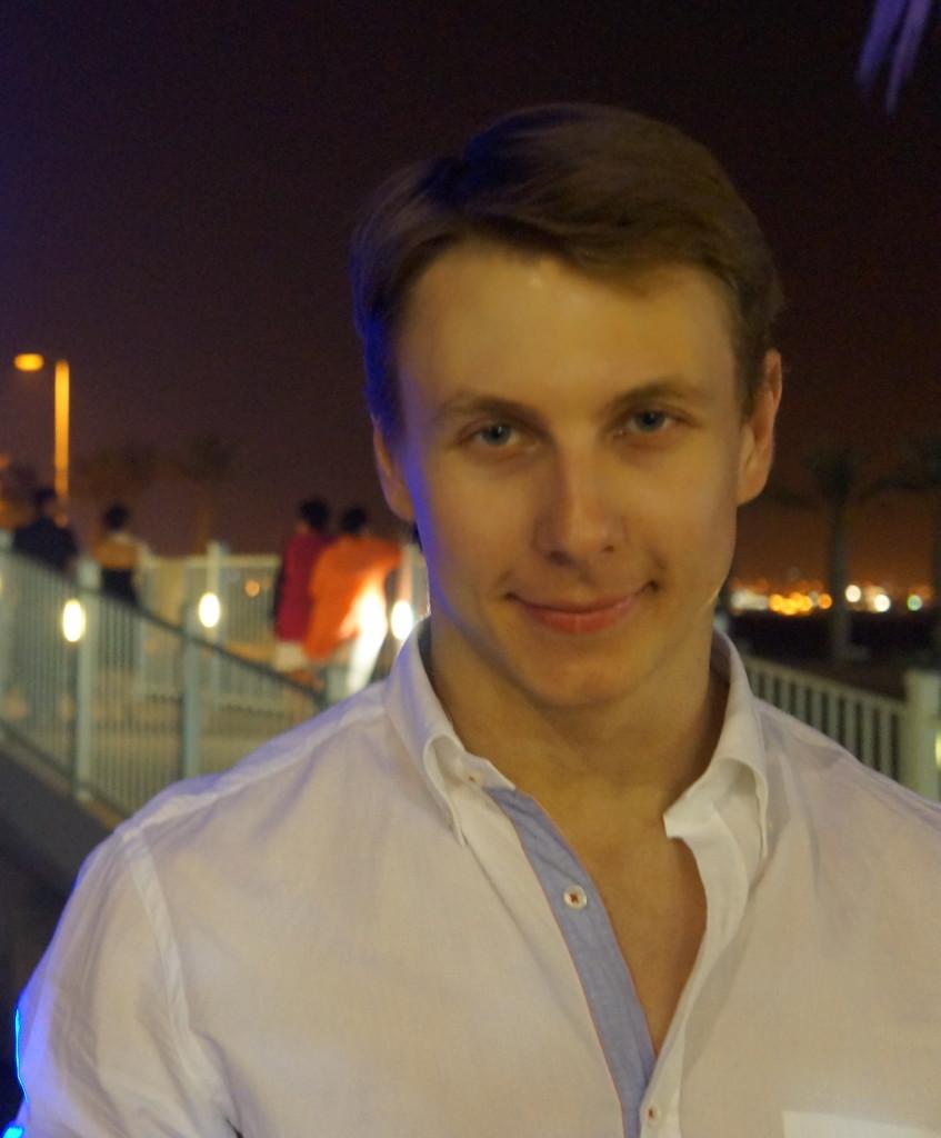 Чунихин Станислав - хореограф свадебных танцев