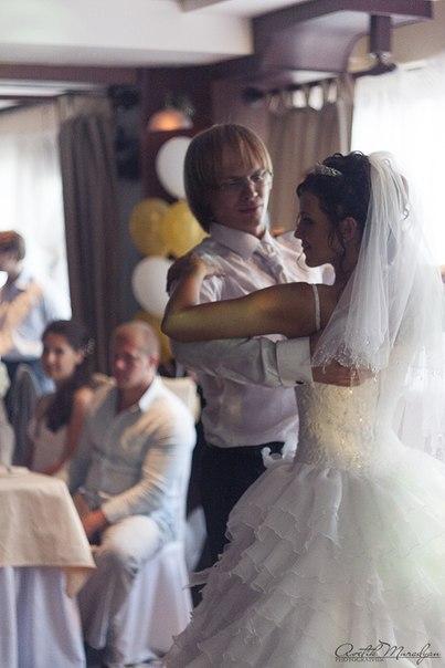 Свадьба Елены и Владимира
